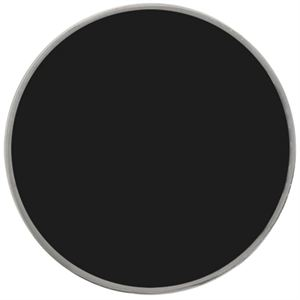Picture of Large Black Enamel Coin